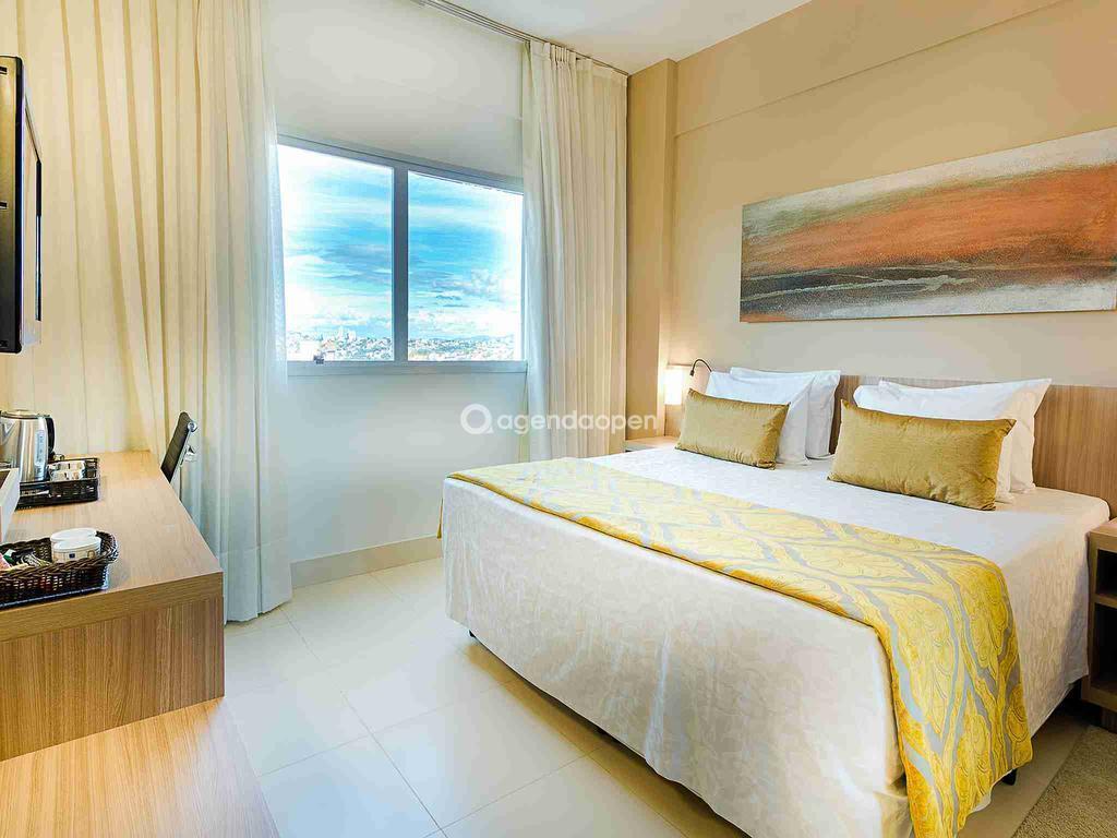 Quality Hotel - Pampulha localizado em São Luiz, Belo Horizonte tem 5 salas e espaços para Reunião e Evento. Alugue sala para reunião, palestra, workshop, apresentação, e muito mais!